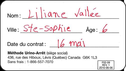 Philippe, gagnant le 1er février 2019 du tirage du d'un iPad par Urino-Arrêt suite à la réussite de son traitement de l'énurésie (pipi au lit)